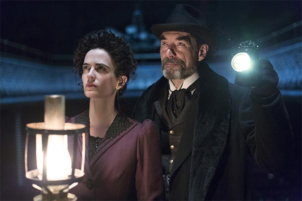 Penny Dreadful : L'affrontement (Grand Guignol - 1.08 - fin de saison)