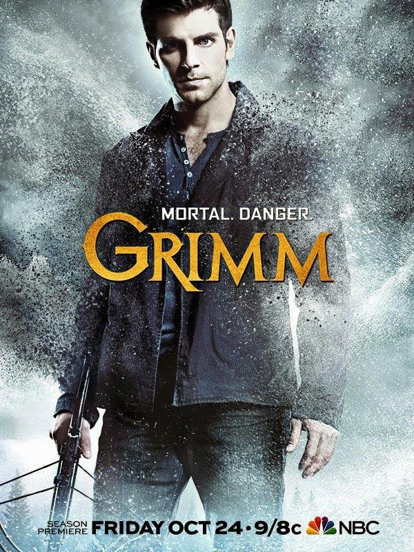 Grimm saison 4 600x800 - Une affiche pour la saison 4 de Grimm