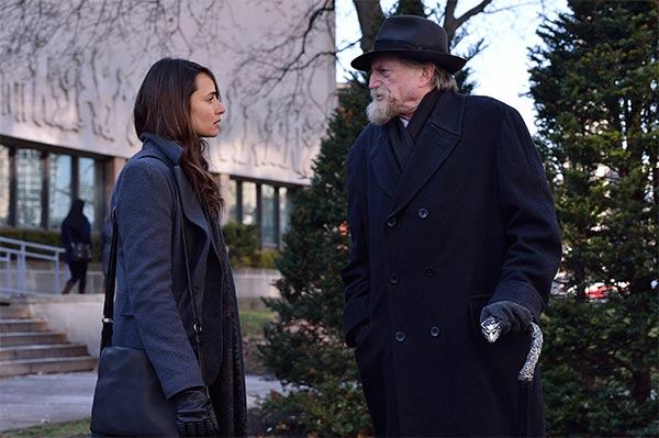 The Strain 1x03 - The Strain : La transformation (Gone Smooth - 1.03)