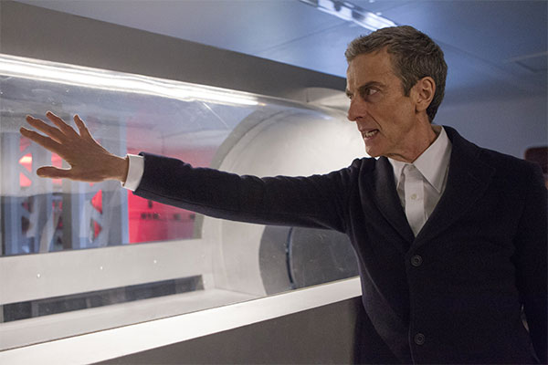 Doctor Who - Into The Dalek (8.02)