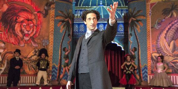 Houdini (Adrien Brody sur History)