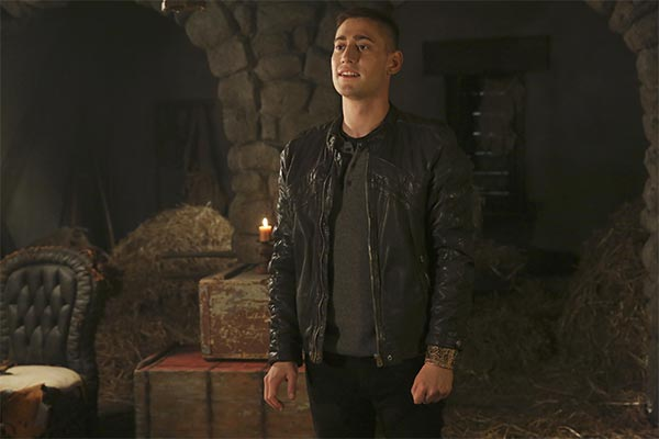 Will Scarlet (Michael Socha) de Once upon a Time (in Wonderland)