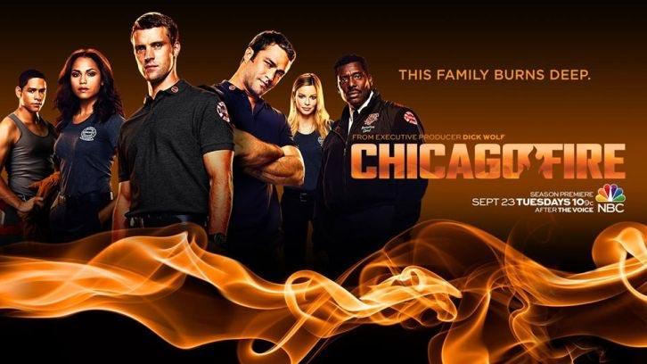 chicago fire saison 3 poster 726x408 - La rentrée s'affiche : retour sur les posters des séries de l'automne 2014