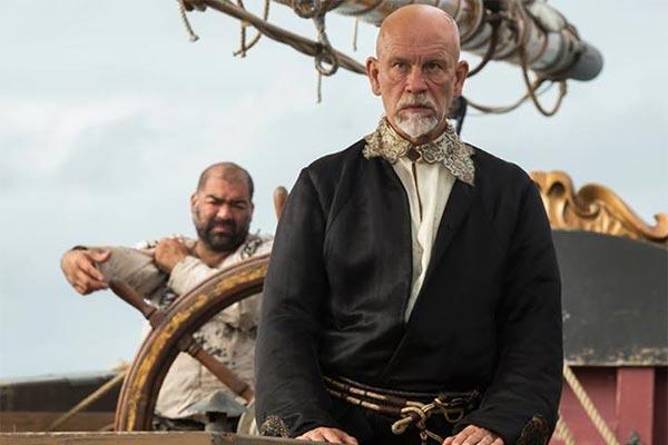 crossbones fin saison 1 - Blackbeard mène son ultime assaut ce soir sur NBC dans la conclusion de Crossbones