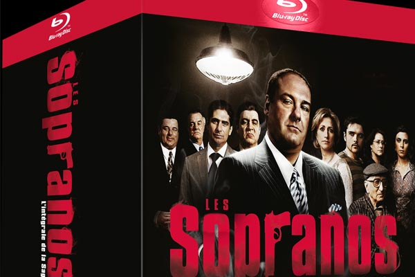 The Sopranos en Blu-Ray
