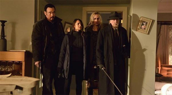 The Strain : Regroupement (The Disappeared - 1.09)