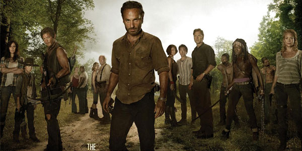 The Walking Dead - Le petit guide illustré des morts dans The Walking Dead