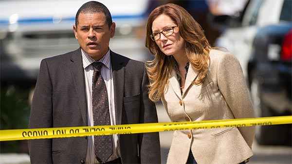 Major Crimes saison 3 Partie 1