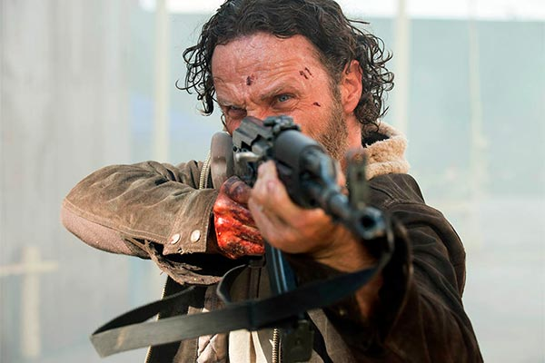 the walking dead rick saison 5x01 600x400 - Un nouveau trailer pour la saison 5 de The Walking Dead
