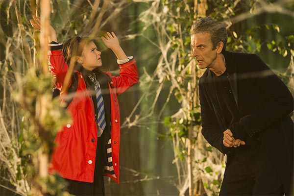 Doctor Who - In The Forest Of The Night (8.10)