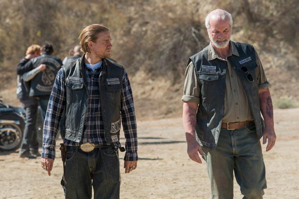 Sons of Anarchy : Personne n'est à l'abri (The Separation of Crows - 7.08)