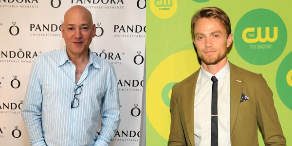 Evan Handler et Wilson Bethel dans The Astronaut Wives Club