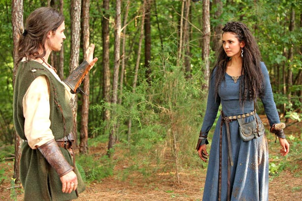 Nina Dobrev dans The Originals saison 2