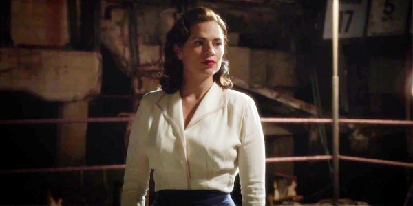 Agent Carter Hayley Atwell ABC - ABC dévoile 2 minutes inédites d'Agent Carter