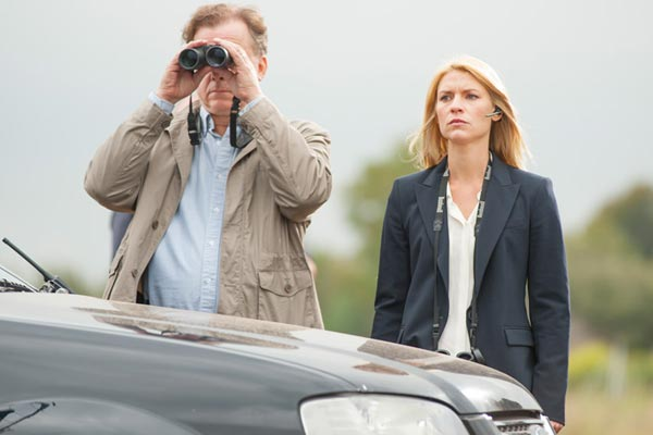 Homeland : L'échange (There's Something Else Going On - 4.09)
