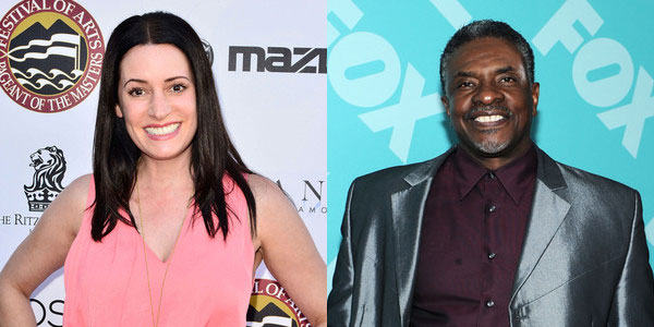Paget Brewster et Keith David