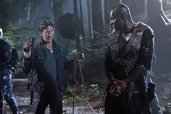 The 100 : Inévitables changements (Human Trials - 2.05)