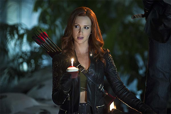 Arrow (Draw Back Your Bow - 3.07)