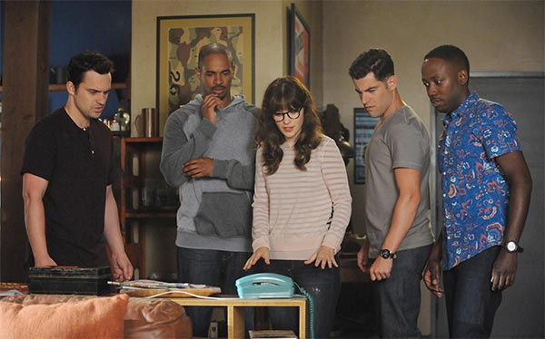 New Girl saison 4 (episode 5)