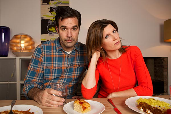 Catastrophe RobDelaney SharonHorgan channel4 - La Catastrophe débute ce soir sur Channel 4