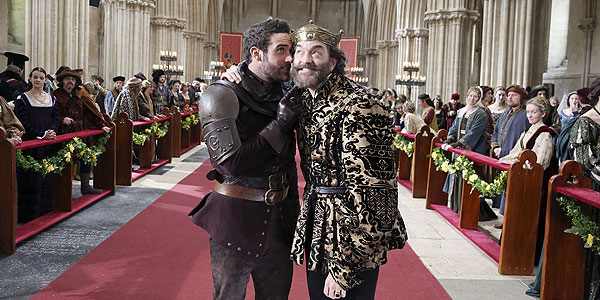 Galavant - Saison 1 (Behind The Scenes)