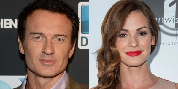 Julian McMahon et Daisy Betts
