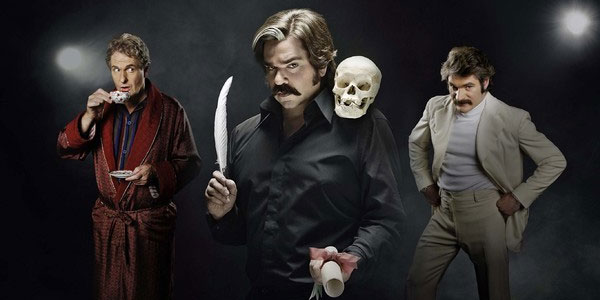 Toast of London Channel 4 - Une saison 3 pour Toast of London