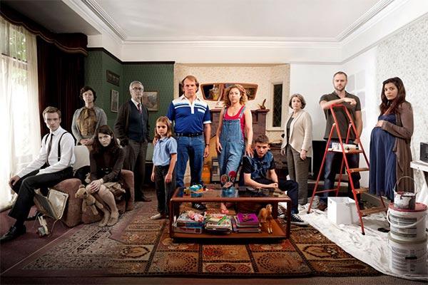 marchlands serie anglaise sur hd1 - Marchlands : trois familles, trois époques, un mystère en janvier sur HD1