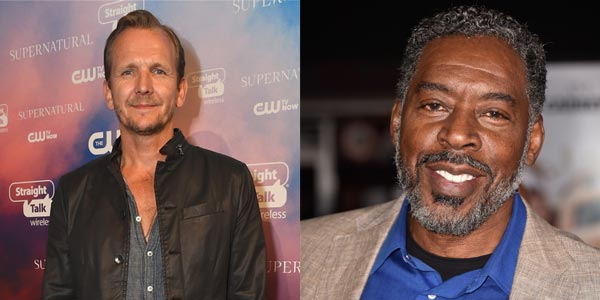 sebastian roche et ernie hudson once upon a time - Le père des Originals en roi dans la saison 4 de Once Upon a Time