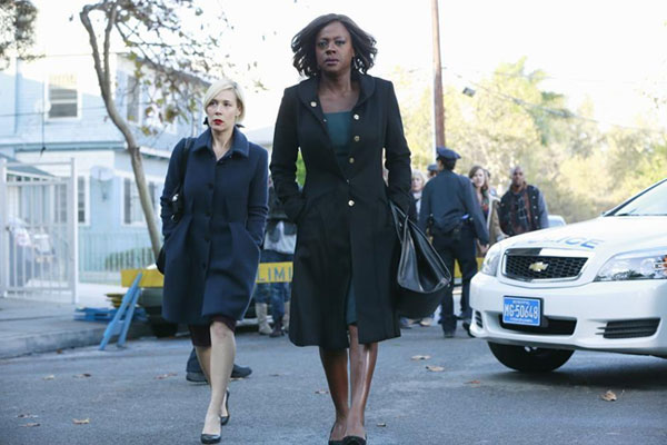 How to get away with murder saison 1 episode 10 - How To Get Away With Murder : Après le meurtre (1.10)