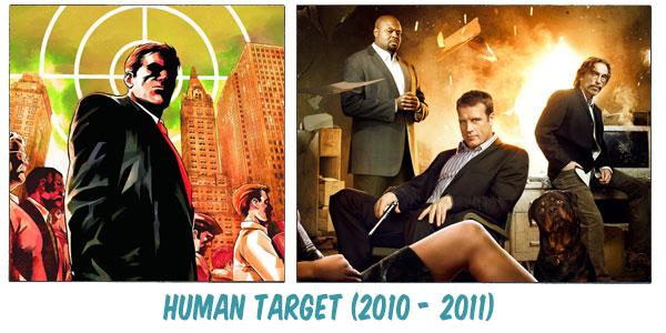 Human Target (2010 - 2011)