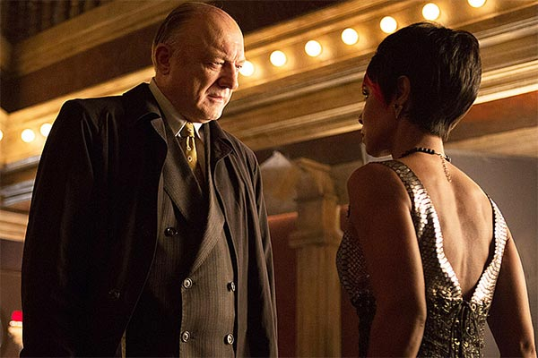 Gotham : What The Little Bird Told Him (1.12)