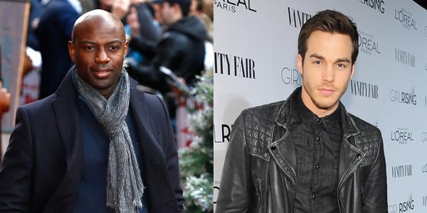 David Gyasi et Chris Wood - Julie Plec et The CW font face à une épidémie dans Cordon, avec un acteur de The Vampire Diaries