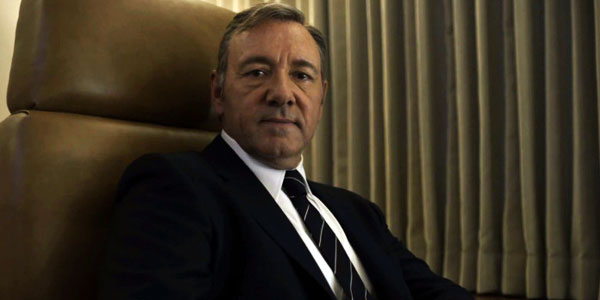 House of Cards Saison 3 Kevin Spacey - Un dernier trailer pour la saison 3 de House of Cards