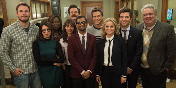 Parks and Recreation (Series Finale)