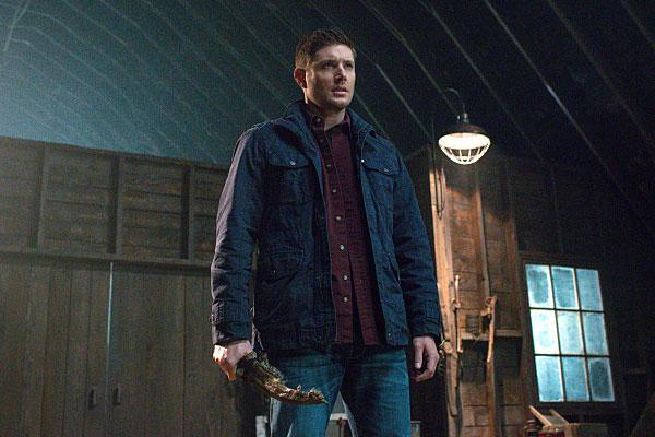 Supernatural : L'héritage de la marque (10.14)