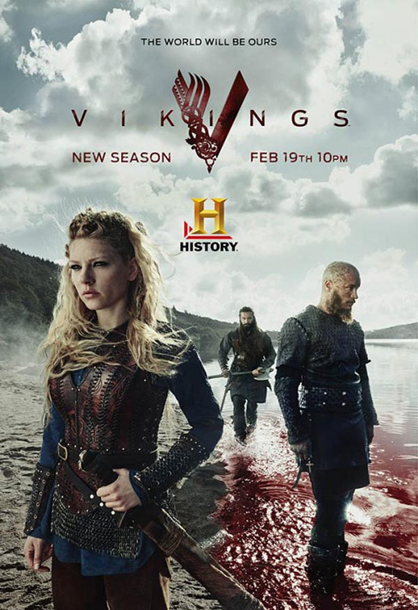 Vikings - Saison 3 (group)