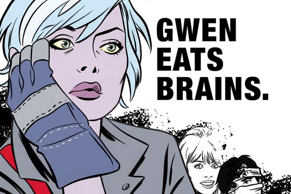 iZombie (Comic Book)