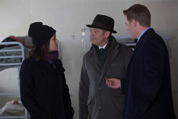 The Blacklist - saison 2, episode 11