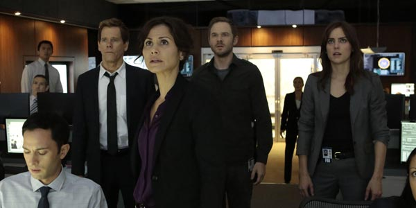 The Following Saison 3 episode 2 - Audiences US du lundi 9 mars : The Following s'effondre face à The Bachelor