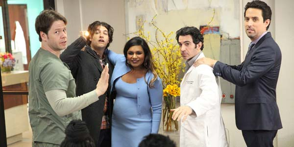 The Mindy Project, fin de la saison 3
