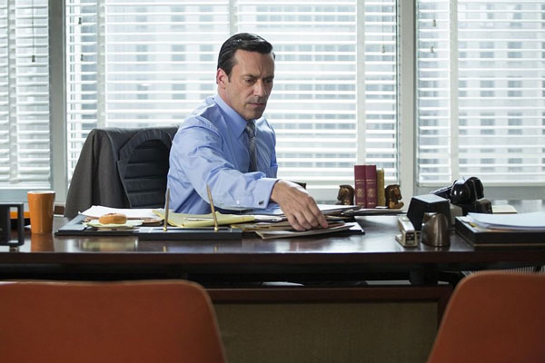 Mad Men : Un plan pour l'avenir (7.10)