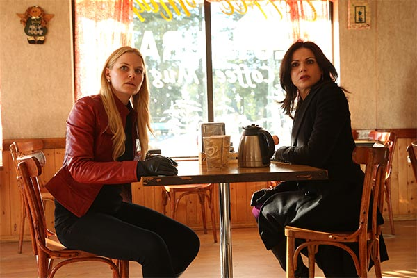 Once Upon a Time saison 4 episode 20 - Once Upon a Time : La faute au Destin (4.20)
