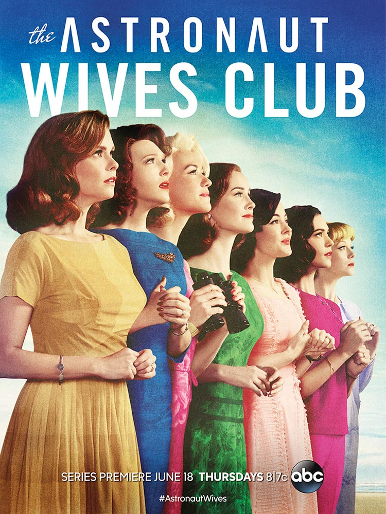 The Astronauts Wives Club - Saison 1 (poster)