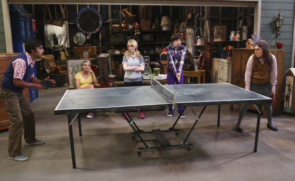 The Big Bang Theory 8X19 - The Big Bang Theory – The Skywalker Incursion (8.19)