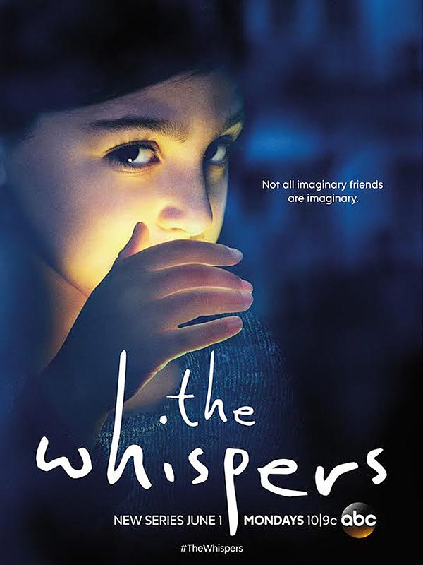 The Whispers (Poster)