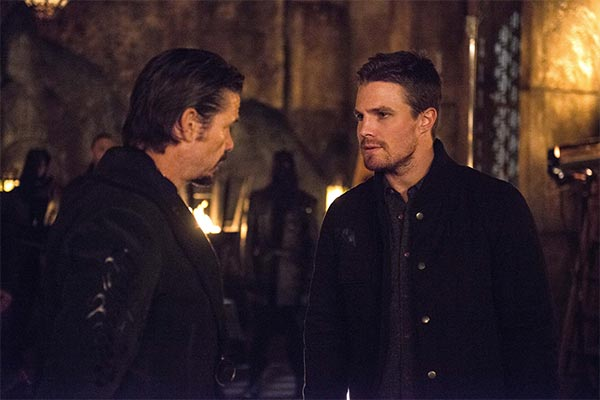 arrow saison 3 episode 20 - Arrow : au fond du trou (3.20)