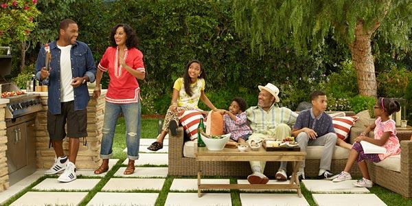 black ish saison 1 - L'agenda des séries US de mai 2015 : Fin de saison, Penny Dreadful, Wayward Pines, Aquarius...