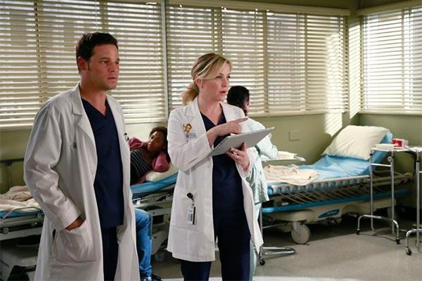 greys anatomy saison 1x20 - Grey's Anatomy : Traumatisme du passé (11.20)