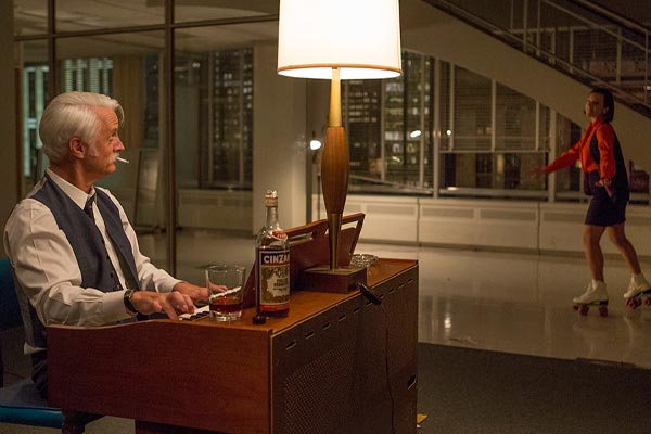 Mad Men : Mauvais deal (7.12)